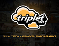 Triplet 3D Demo Reel 2012