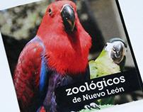 Folleto Zoológicos de Nuevo León