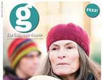 Dalhousie Gazette Covers