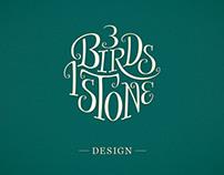 3Birds1Stone - Concept Design