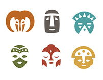 Anthropology Museum Icons