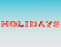 Holiday Greeting 2012