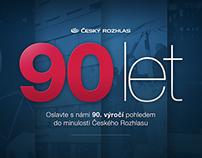 Český Rozhlas - 90th Anniversary