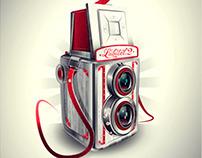 Camera Lubitel 2