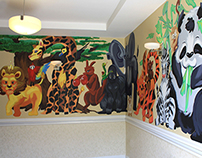 Dr. Bob's Place Children's Hospice Mural