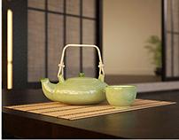 Interior design / zen