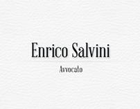 Enrico Salvini - Personal Card