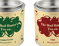 Mad Hatter's Tea
