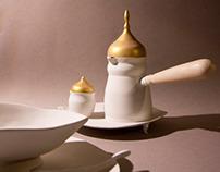 Tableware Design on Saudi Arabia
