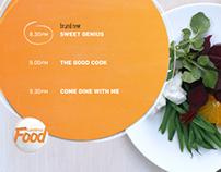 LifeStyle Food - On-Air Rebrand