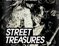 Street Treasures | Street Art Book | 240 pages | free