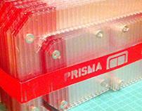 PRISMA set de terrazas modulares.