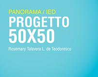 Progetto 50x50 Panorama - Mondadori