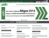L'Association des enseignants franco-ontariens (AEFO)