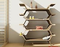 FLOW shelf
