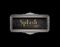 Splash Calendar 2013