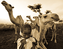 portraits in the Omo Valley, the cradle of humankind