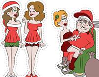 Tonni the Man - Christmas elves