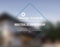 Design Central - Internship 2011/12