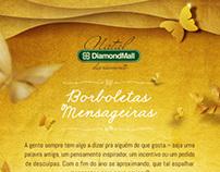 App Facebook - Borboletas Mensageiras - DiamondMall