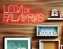 App Facebook - Loja de Palavras - Lápis Raro