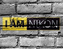 Poster Design/Nikon