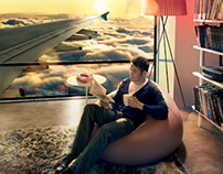 Malaysia Airline - Feel right at home