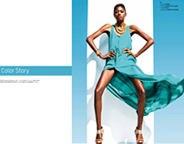 Editorial COLOR STORY