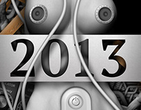 Digital Baroque 2013 Calendar