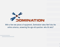 Nerf Domination