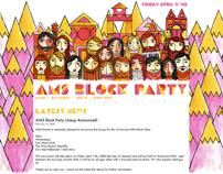 AMS Block Party