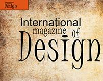 international magazine of design