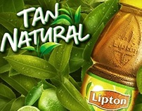 "Lipton ""Tan Natural"""