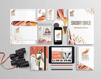 Owl Research Institute Branding/Identity