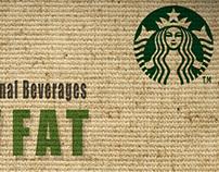 Flyer Design/Starbucks