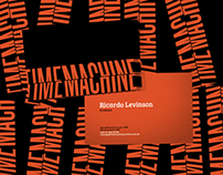 Time Machine ID and Website
