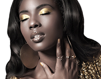 Fashion/Beauty - Gold Digger