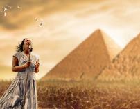 Om Kolthoum - The Fourth Pyramid - أم كلثوم