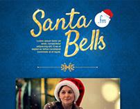 Santa Bells