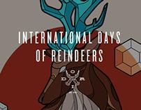 Reindeers Days 2012