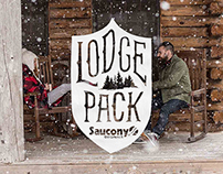 The Saucony Lodge Pack