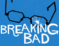 Breaking Bad Poster / BHSAD Student work