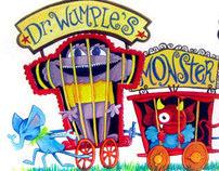 Dr. Wumples Monster Menagerie
