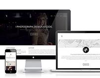 Simplicity. Wordpress Template