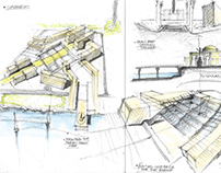 Ideas Sketch book-Final year-School of Architecture