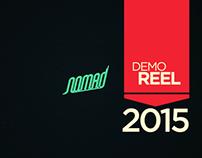 Nomad Demo Reel 2015