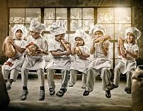 2014 Calendar, Berlys Bread Company