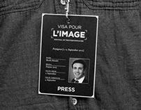 Visa pour l'Image – Visual identity