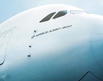 MAS A380 Launch