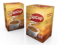Vietcup Coffee Packaging
